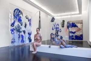 Belvedere Museum, Donna Huanca - Surrogate Painteen, Art On Screen - NEWS - [AOS] Magazine