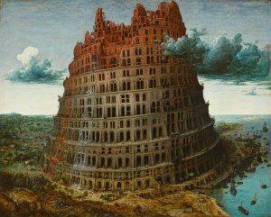 Pieter Bruegel, Kunsthistorische Museum Wien, Turmbau zu Babel, Art On Screen - NEWS - [AOS] Magazine