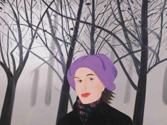 Alex Katz Ausstellung, Alex Katz, January 4, Alex Katz Werke, Alex Katz Pop Art, Maler, Pop Art Künstler,