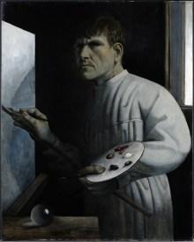 Welt im Umbruch -, Kunst der 20er Jahre, Bucerius Kunst Forum, Otto Dix - Selbstbildnis, Art On Screen - NEWS - [AOS] Magazine