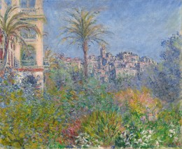 Claude Monet, Villen in Bordighera, Claude Monet Orte, Museum Barberini