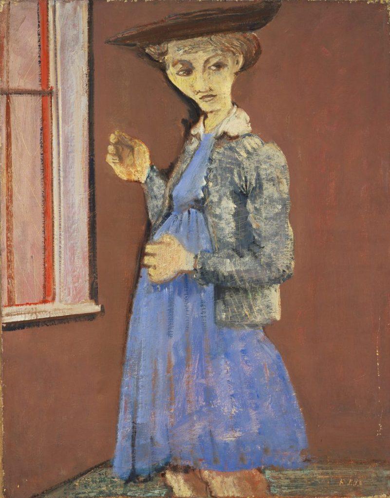 Mark Rothko - Portrait of Mary, Mark Rothko Ausstellung, Mark Rothko Bilder, Rothko Ausstellung in Wien, Rothko Retrospektive im KHM, Kunsthistorisches Museum