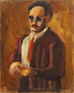 Mark Rothko Biografie, Lebenslauf und Werke, Self-Portrait, Mark Rothko Ausstellung, Mark Rothko Bilder, Rothko Ausstellung in Wien, Rothko Retrospektive im KHM, Kunsthistorisches Museum