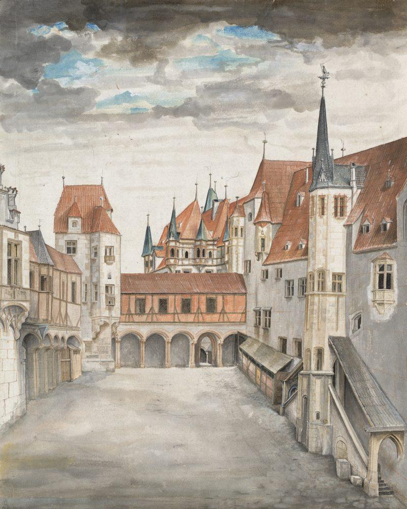 Albrecht Dürer Ausstellung, Albrecht Dürers Zeichnungen, Meisterwerke und Zeichnungen, Ausstellung in der Albertina, Innsbruck von Norden