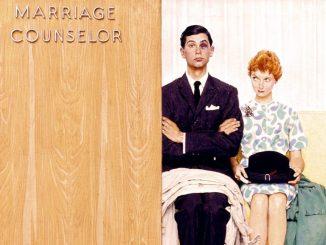 Norman Rockwell, Marriage Counselor, Ausstellung AMERIKA, DISNEY, ROCKWELL, POLLOCK, WARHOL