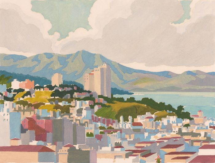 Harold John Brothers, Russian Hill, San Francisco, California Dreams, San Francisco – ein Porträt,