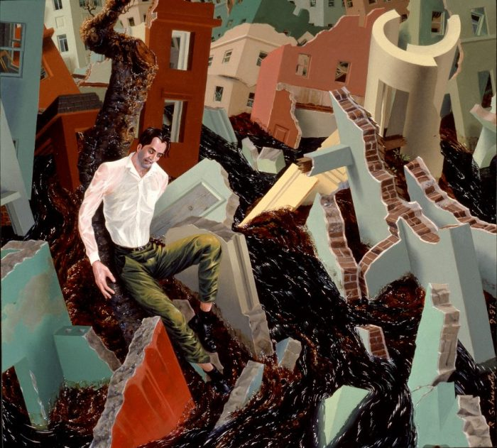 Robert Schwartz, Die gestaltlose Straße, California Dreams, San Francisco – ein Porträt,