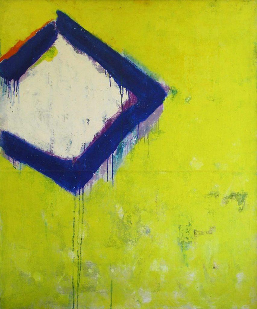 Teruko Yokoi, Ohne Titel, Teruko Yokoi Bilder, Teruko Yokoi Werke, Teruko Yokoi Gemälde