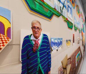 David Hockney Biografie, Hockney Werke, David Hockney Porträts