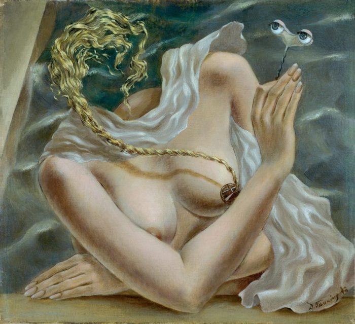 Dorothea Tanning, Spannung, Fantastische Frauen, Surreale Welten, Ausstellung in der Schirn