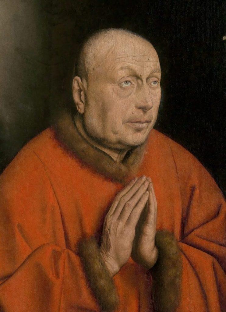 Jan van Eyck, Genter Altar, Flügelaltar,