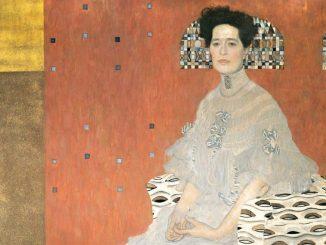 Gustav Klimt, Fritza Riedler, Belvedere, Wien,
