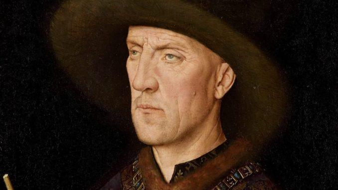 Jan van Eyck, Bildnis des Baudouin de Lannoy, Museum der schönen Künste, Gent,