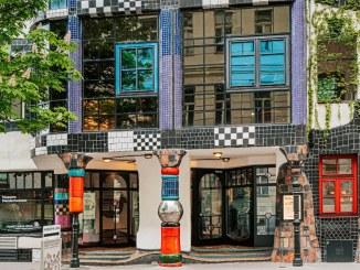 Kunst Haus Wien - Museum Hundertwasser, Hundertwasser Haus, Hundertwasser Wien
