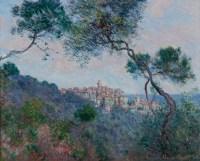 Claude Monet, Bordighera, Impressionismus, Die Sammlung Hasso Plattner, Tickets online kaufen