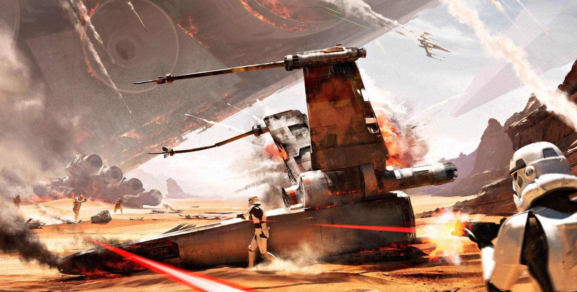 Star Wars – A Batalha de Jakku