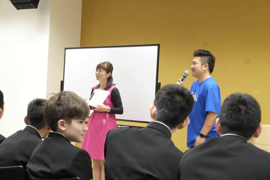 45660927 743216706030313 8264078936535728128 n - 2018年11月7日青森県東北中学校AFS(AOsukiフューチャーズゼミ)開催しました。