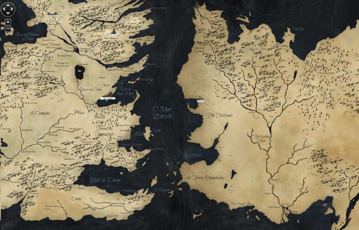 mapa-game-of-thrones Visite os 30 lugares de gravação de Game of Thrones! (COM MAPA)