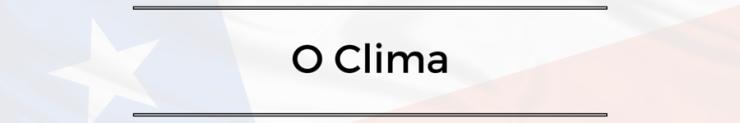 o clima