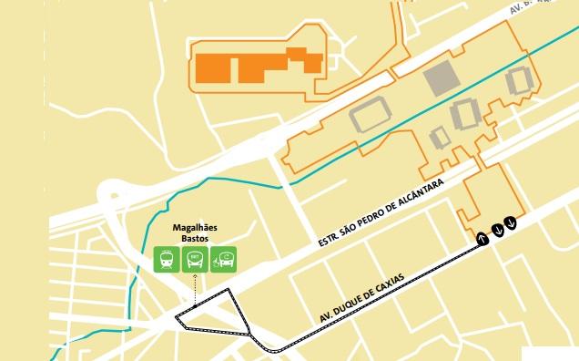 como-chegar-a-DEODORO-mapa-tiro-esportivo Como chegar a Deodoro|Guia Olímpico Rio 2016