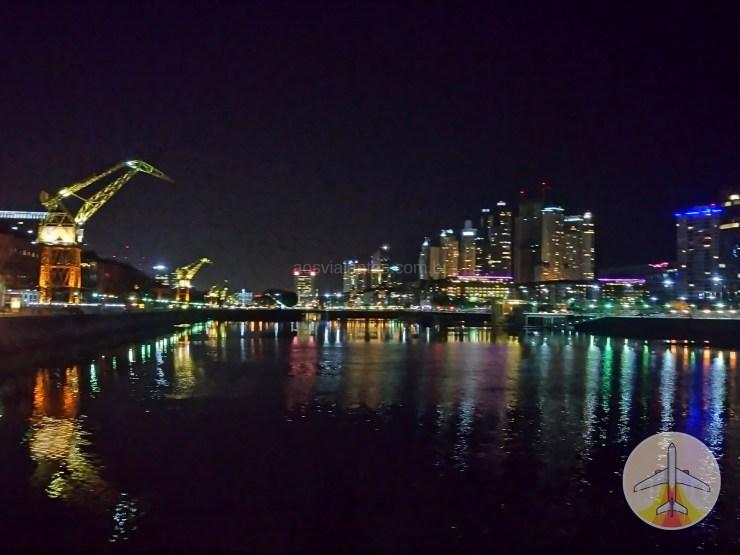 o que fazer em buenos aires puerto madero noite