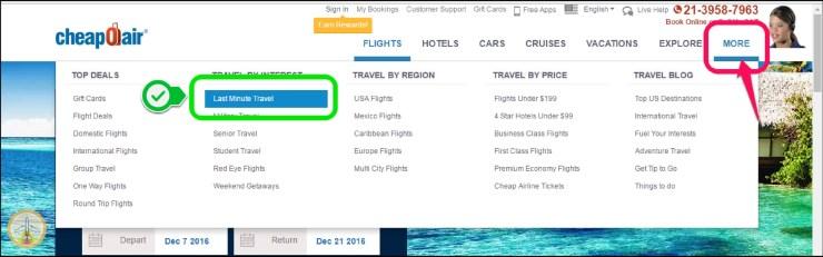 voos-baratos-de-ultima-hora-cheapoair-1 Como comprar voos baratos de última hora (CheapOair)