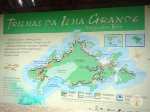 O que fazer na Ilha Grande roteiro restaurantes e dicas trilhas mapa