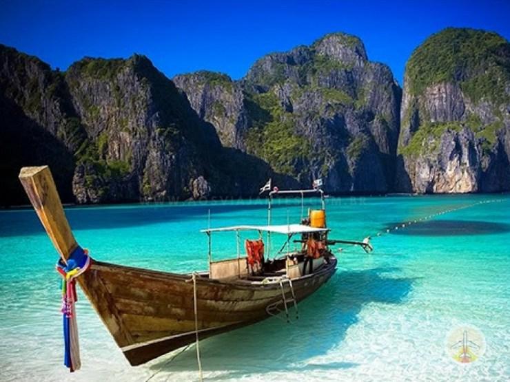 20 Cidades do mundo para visitar ao menos uma vez - ilhas phiphi