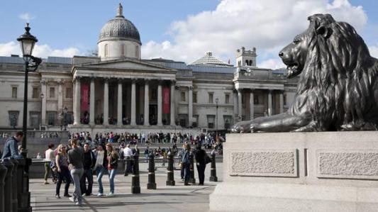 Cenários-e-Museu-de-Sherlock-Holmes-em-Londres-trafalgar-square-real Cenários e Museu de Sherlock Holmes em Londres