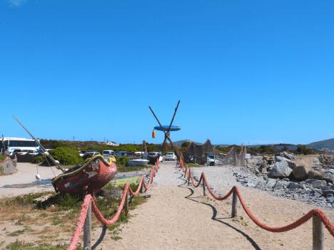 Roteiro Cidade do Cabo 4 a 7 dias die strandloper praia