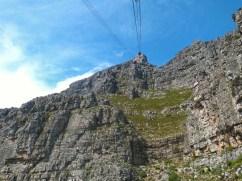 Roteiro Cidade do Cabo 4 a 7 dias table mountain bondinho