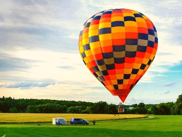 viagem-de-balão-em-campo-largo 15 cidades bate e volta de Curitiba