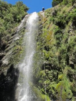 Première cascade Oturaki Creek
