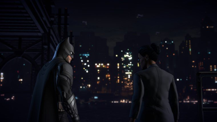 Telltale's Batman The Enemy Within Episode 2 Review