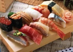 sushi nhat ban