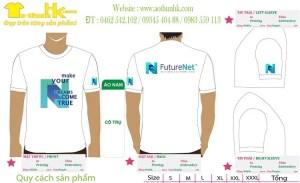 ao thun FutureNet