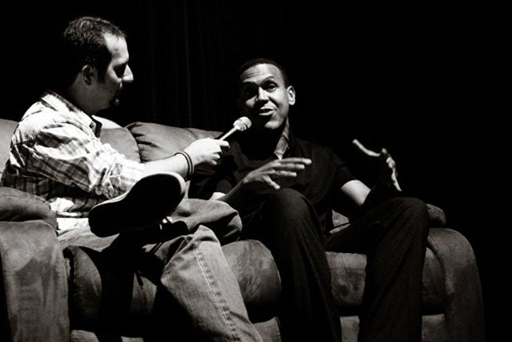 Edwin Rivera en entrevista con Especialidades Juveniles.