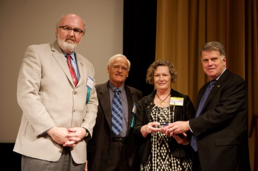 National Mediation Board accepts the Archivist Achievement Award