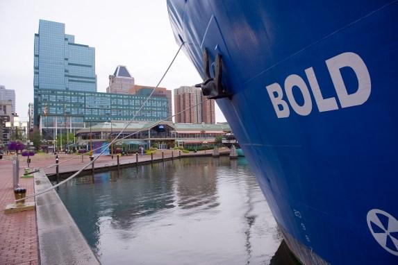 Ocean Survey Vessel Bold
