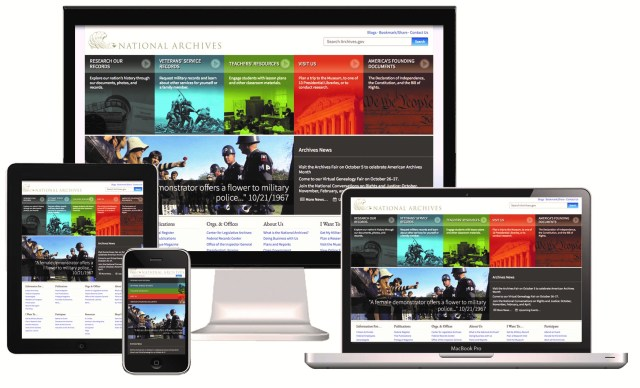 Responsive to mobile devices