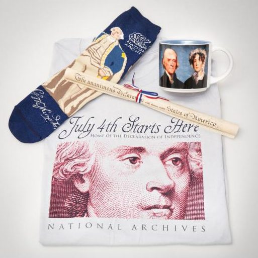 July 4th Tweet the Declaration contest prize