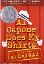 Gennifer Choldenko, Al Capone Does My Shirts.