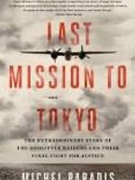 Michel Paradis, Last Mission to Tokyo