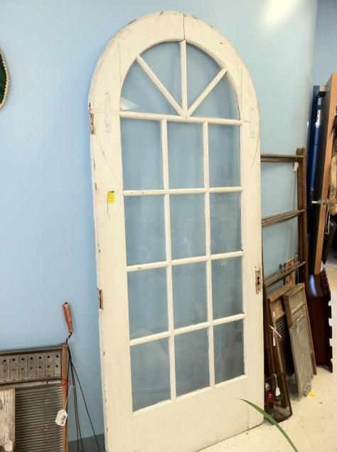 Photo architectural door