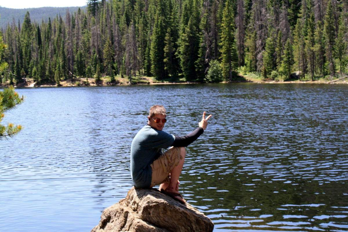 AOWANDERS Travel to Grand Lake, Colorado