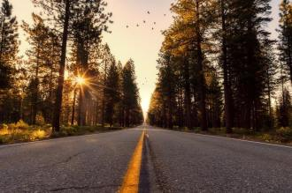 the road to summertime adventure travel destinations