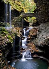In upstate New York sits a secret summertime adventure destination called Watkins Glen State Park