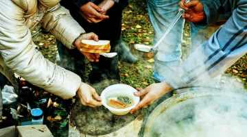 Brats & burgers are usually the answer when brainstorming camping food ideas, but with a little creativity and prepping camp food can be so much more. Check out pinterest for camping food ideas. Or breakfast camping food ideas. Search for one pan meal ideas. Internet is filled with people sharing their camping food ideas. its like a free camping cookbook that is always getting updated. Plus they provide the recipe & how to in every post. Its a wonderful resource to finding great camping food ideas. And if you cant find one you like you can always use my trail mix recipes below.