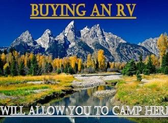 Looking at buying an RV allows the imagination to wander all the new adventurous possibilities. But when I'm buying an RV all I can think about is all the ski resorts I can go play at rent free. From Jackson Hole, Telluride, Steamboat Springs, Whitefish, Crystal Mountain, Winter Park, Kirkwood, Big Sky, Vail, Aspen Alyeska, Whistler & of course my favorite cheap RV ski bum living ski resort Revolstoke! Buying an RV means freedom and adventure to me. For others it means cheaper living and a better lifestyle. Whatever it means to you buying an RV will change your life forever I promise. So step into the RV life today with this complete RV buying guide.