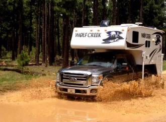 The best RV is a slide in Truck camper because it is more mobile and hungry for the deep back country than any other RV on the market. The best RV is the truck camper because it is tougher, stronger, more reliable than any other option on the market. Vanlifers should be choosing truck campers over vans. Truck campers are the ultimate vanlife setup,and able to go farther and longer than any van.